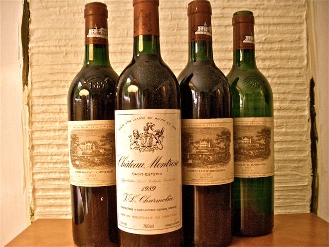Große Gewächse aus dem Bordeaux: Englands feine Gesellschaft hatte jahrhundertelang das Privileg des exklusiven Genusses. © MiB