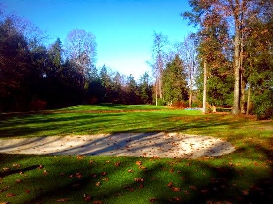 Autumnal Golf
