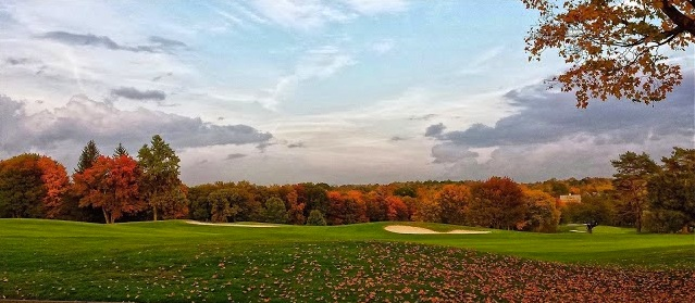 Autumnal Golf 2