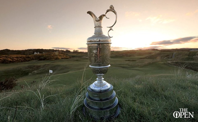 The Open Championship 2016 at Royal Troon