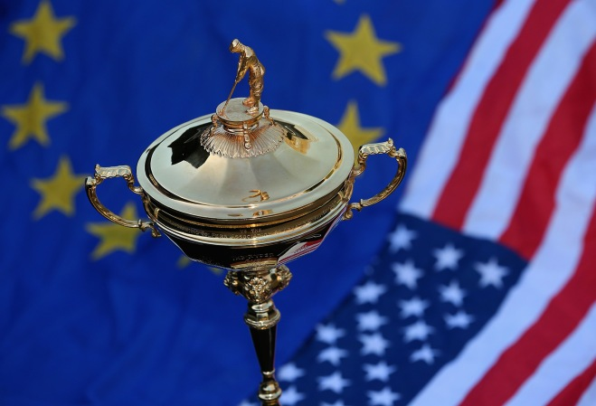 The 41st Ryder Cup Matches at Hazeltine/Minnesota