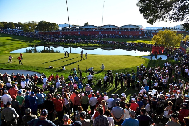 41st Ryder Cup Matches at Hazeltine